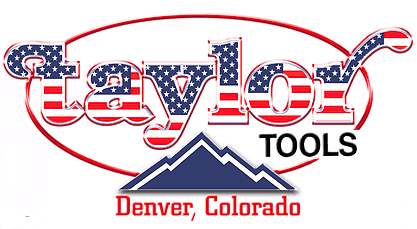 Taylor Tools New Logo