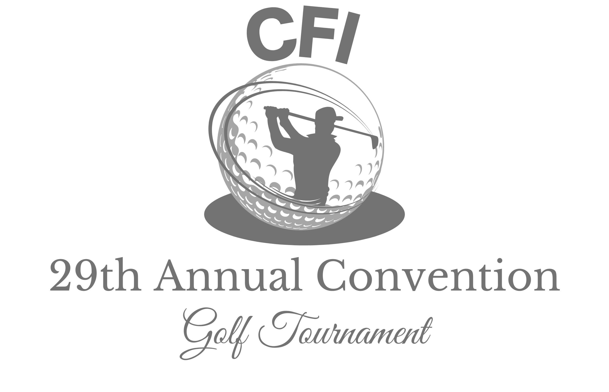 29thGolf Tournament Logo